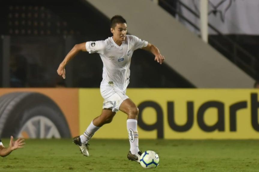 Felipe Aguilar - Santos