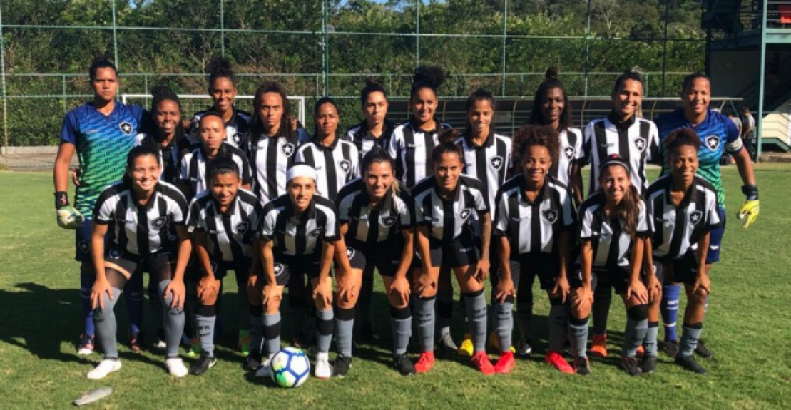 Botafogo - Futebol Feminino