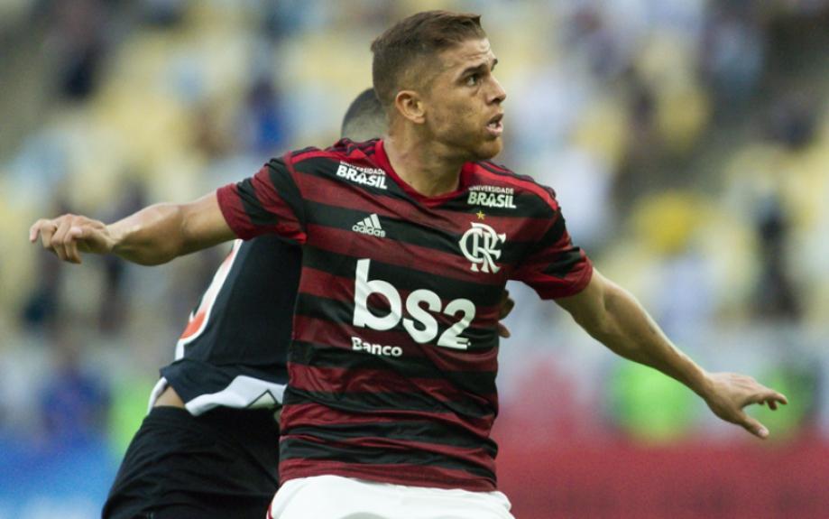 Flamengo x Vasco - Cuellar