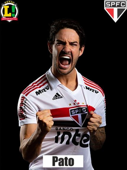 Atuações - Alexandre Pato (São Paulo) 2019