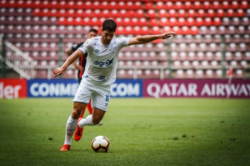 Lucas Silva - Cruzeiro