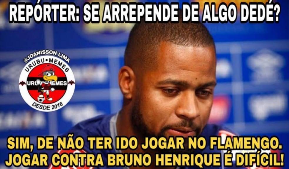 Memes do Brasileirão: Flamengo 3 x 1 Cruzeiro