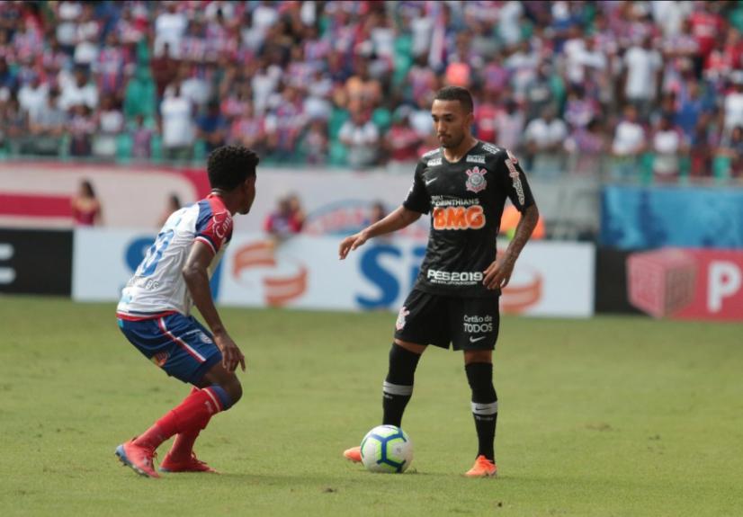 Clayson - Bahia x Corinthians