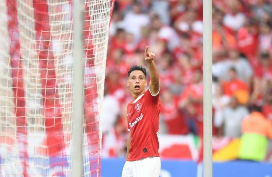 Internacional x Flamengo - Sarrafiore