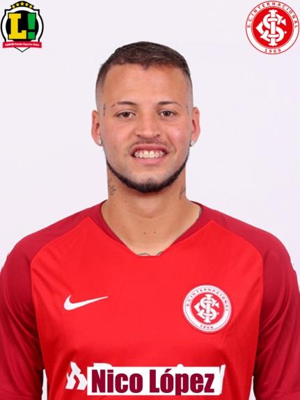 Atuações Internacional - Nico Lopéz