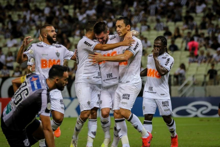 Ceará x Atlético MG