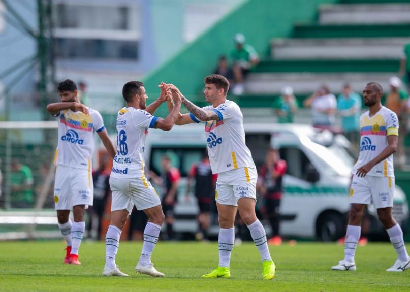 Chapecoense x Athletico-PR