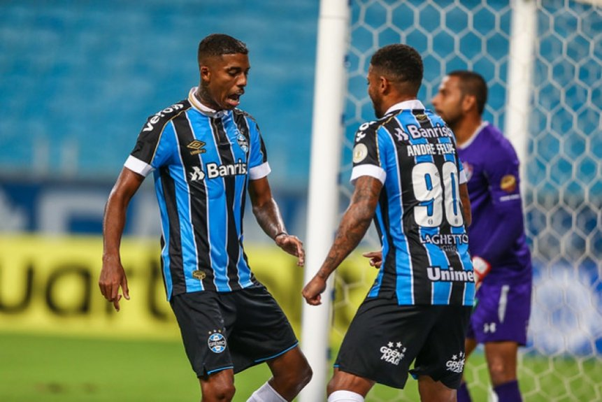 Grêmio x Fluminense