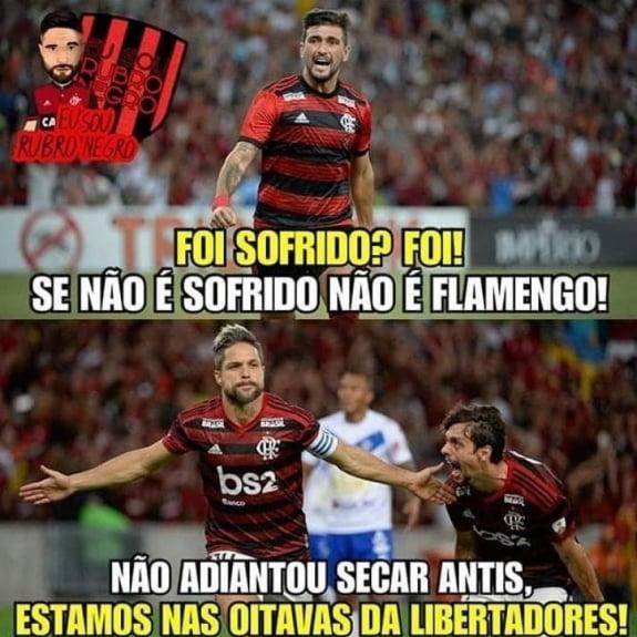 Libertadores: os memes de Peñarol 0 x 0 Flamengo