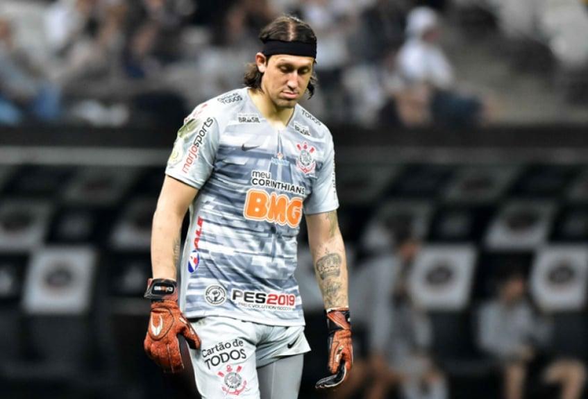 Corinthians x Grêmio - Cássio