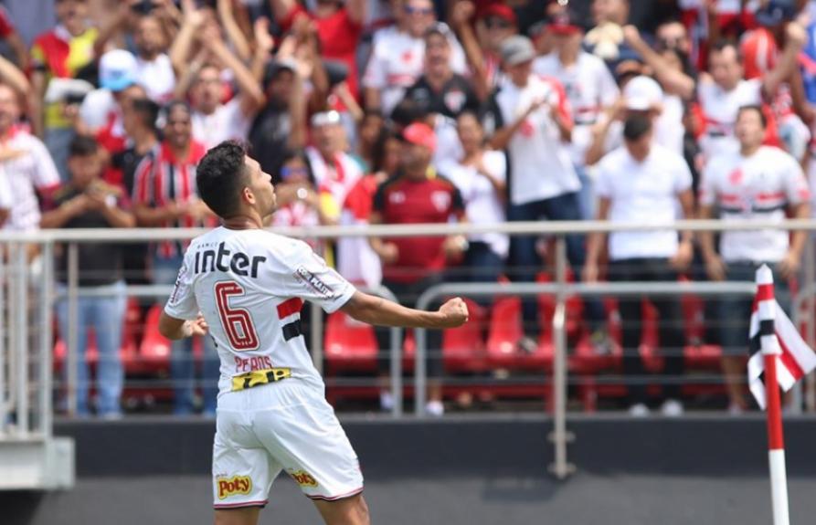 São Paulo 1 x 1 Corinthians - 2017