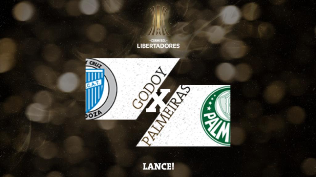 Confrontos Libertadores Godoy x Palmeiras