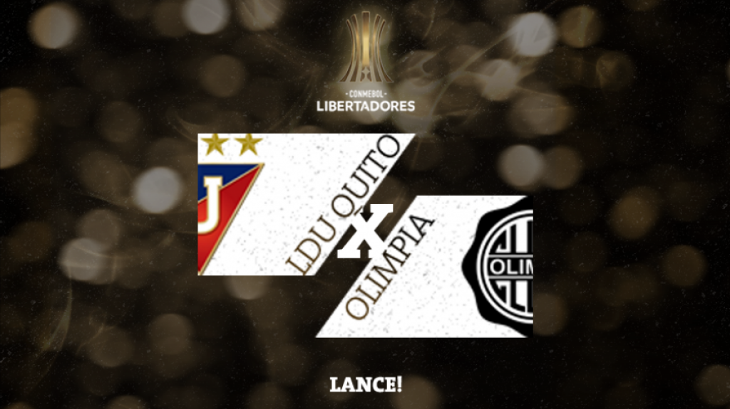 Confrontos Libertadores LDU x Olimpia