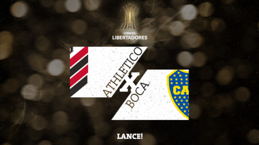 Confrontos Libertadores CAP x Boca