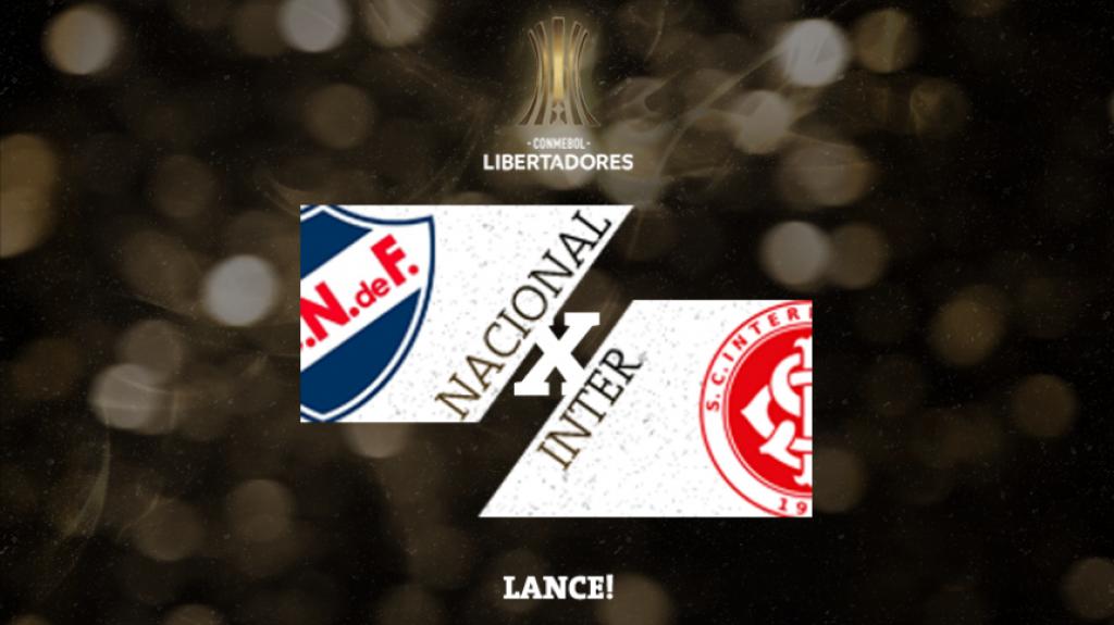 Confrontos Libertadores Nacional x Internacional