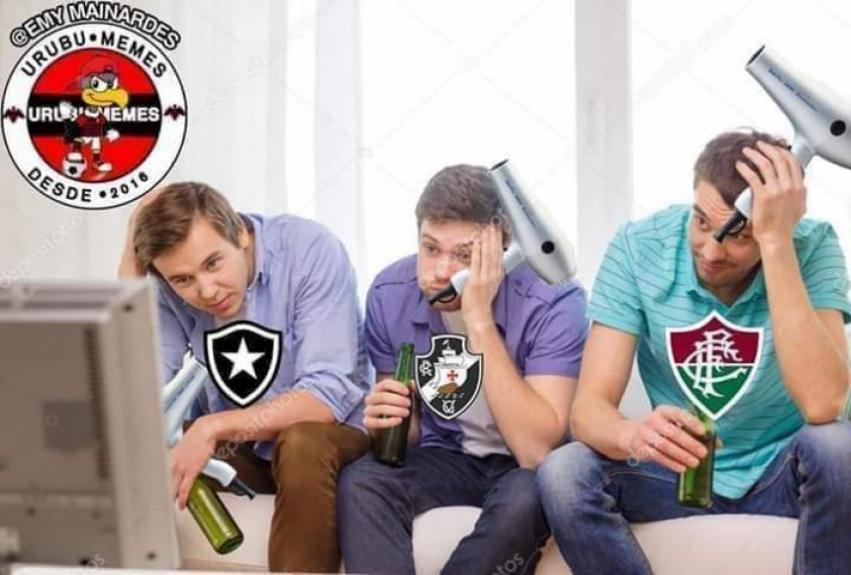 Copa do Brasil: os memes de Corinthians 0 x 1 Flamengo