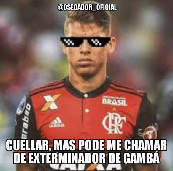Os Melhores Memes Da Vitória Do Flamengo Sobre O Corinthians