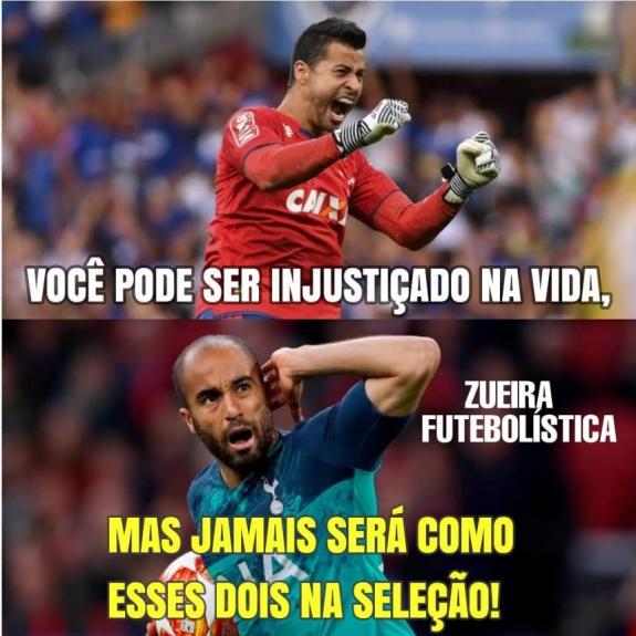 25 Best Memes About Lucas Moura: Torcedores Cornetam Convocação De Tite Para Copa América