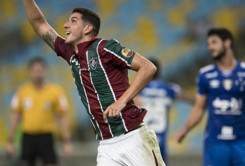 Fluminense x Cruzeiro - Nino