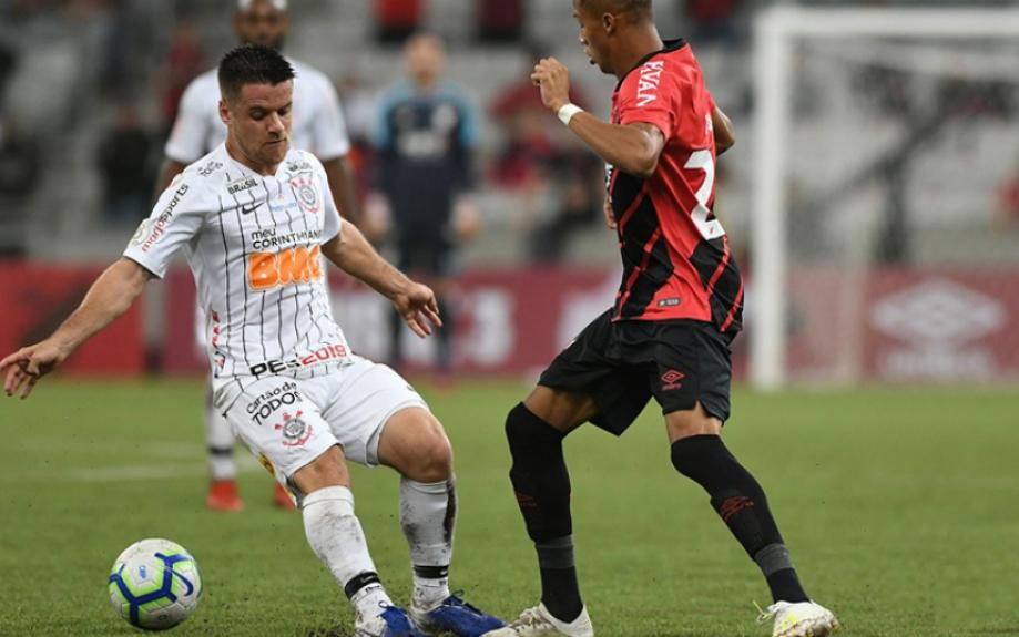 Athletico-PR x Corinthians
