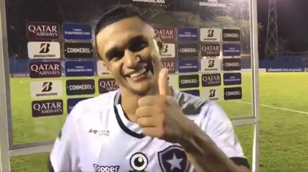 Sol x Botafogo Erik
