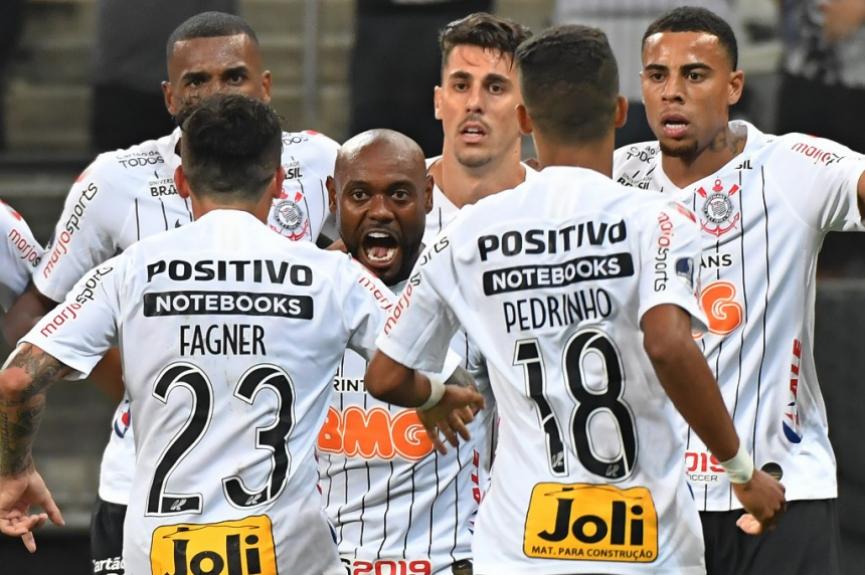 Corinthians x Deportivo Lara