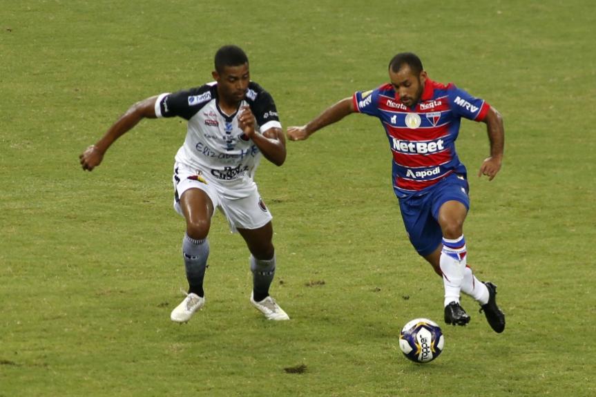 Fortaleza x Botafogo-PB