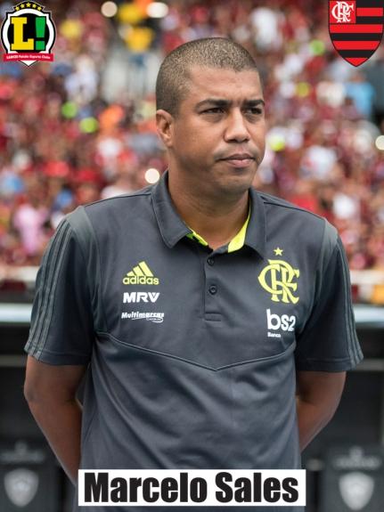 Atuações - Flamengo - Marcelo Sales