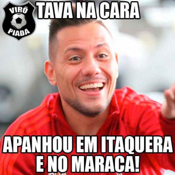 Veja os memes da classificação do Flamengo sobre o ...