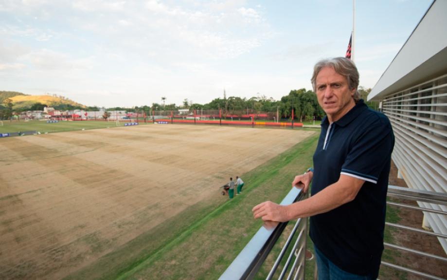 Jorge Jesus - CT Flamengo
