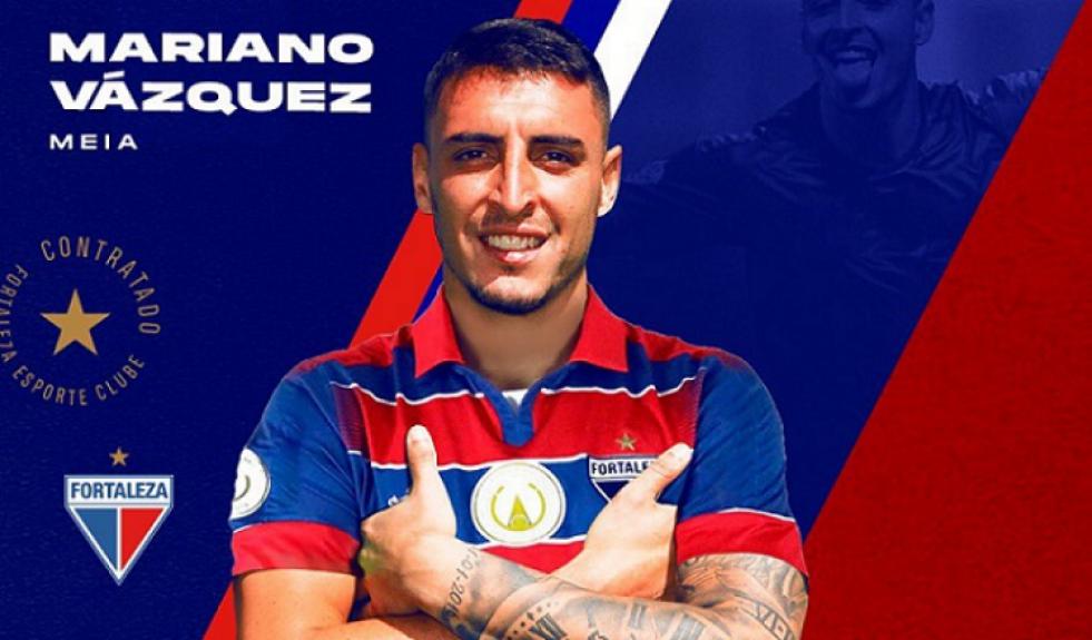 Mariano Vázquez oficializado pelo Fortaleza