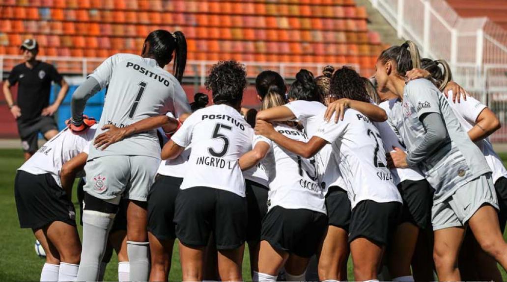 Corinthians x Flamengo Feminino