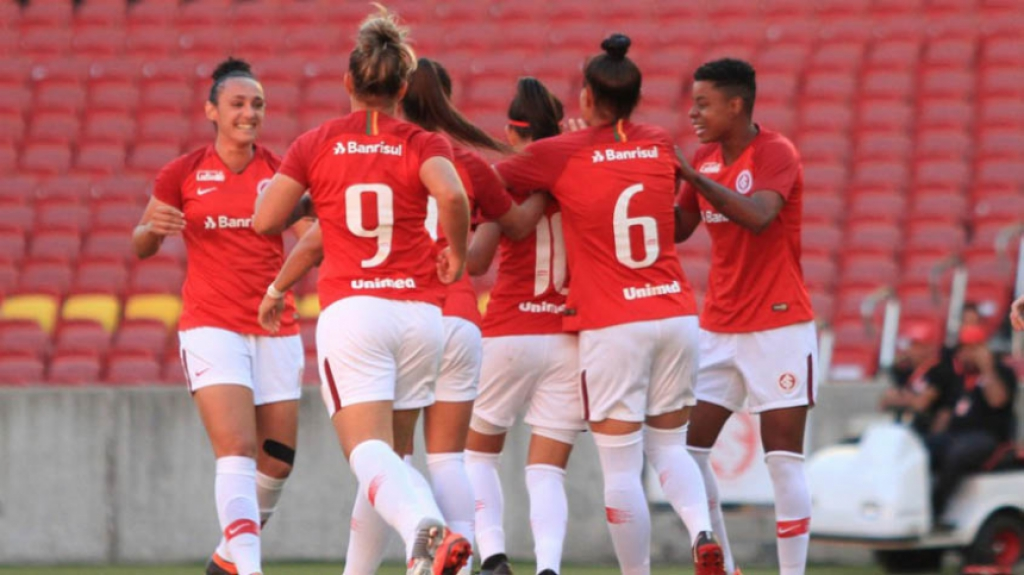 Internacional - futebol feminino