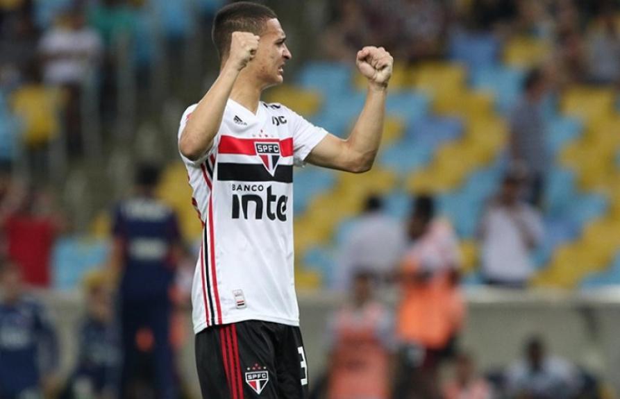 Antony - Fluminense x São Paulo