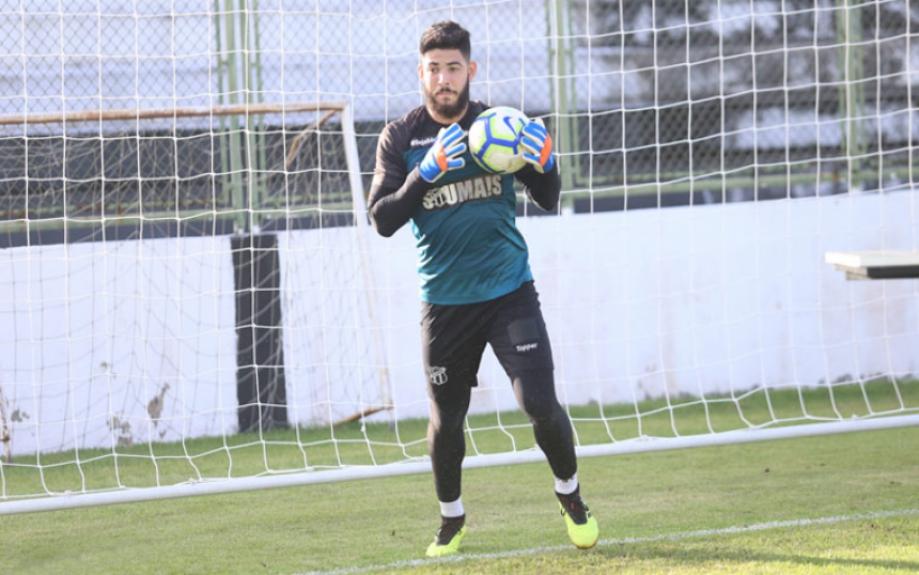 Matheus Cabral - Goleiro Ceará
