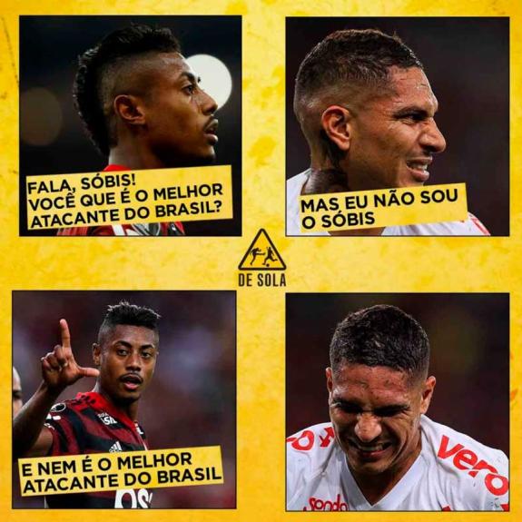 Os Melhores Memes Da Vitória Do Flamengo Sobre O Internacional