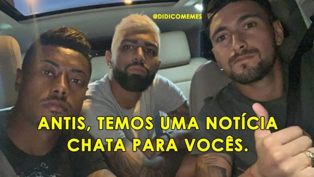 Os Memes Da Classificação Do Flamengo às Semifinais Da