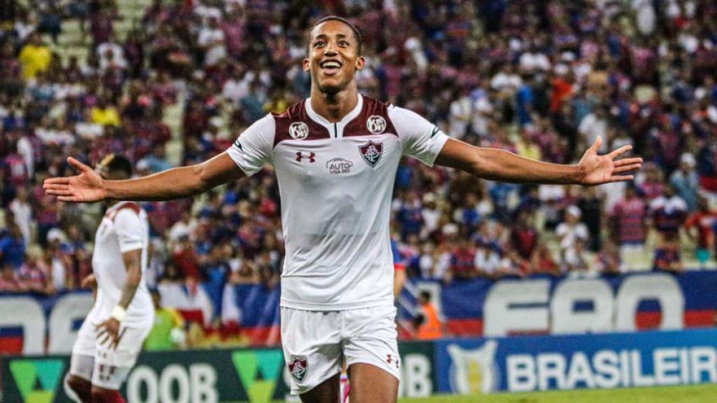 Fortaleza x Fluminense - João Pedro