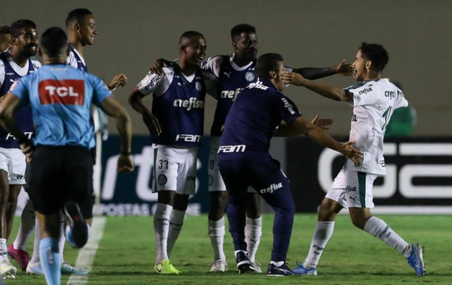 Palmeiras Scarpa