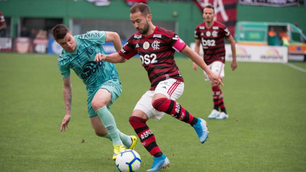 Chapecoense x Flamengo - Everton Ribeiro