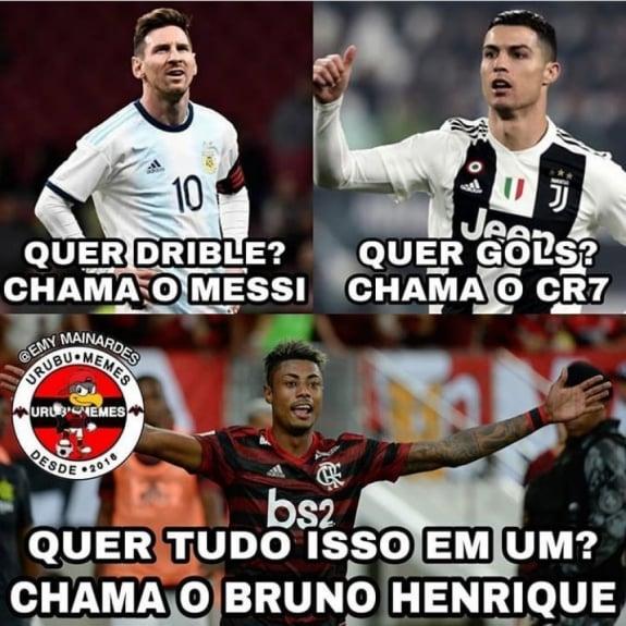 Brasileirão: os memes de Flamengo 4 x 1 Corinthians