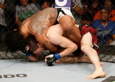 Ben Henderson (FOTO: Getty Images)