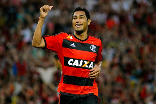 Hernane - Flamengo (Foto: Rossana Fraga/ LANCE!Press)