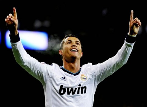 Real Madrid x Celta de Vigo - Cristiano Ronaldo (Foto: Dominique Faget/AFP)