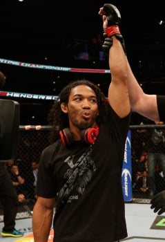 Ben Henderson x Josh Thomson (FOTO: Getty Images)