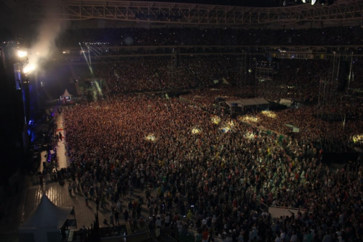 Paul MacCartney no Allianz Parque