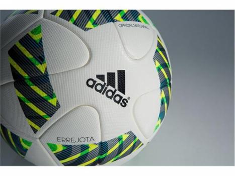 Errejota é a bola da Rio-2016 para o futebol (Foto  Divulgação) effc38f46d473