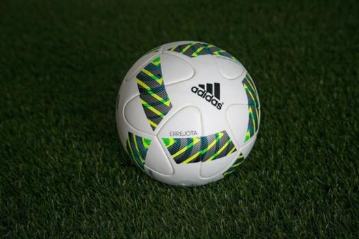 27714b0d9 Errejota é a bola da Rio-2016 para o futebol (Foto  Divulgação)