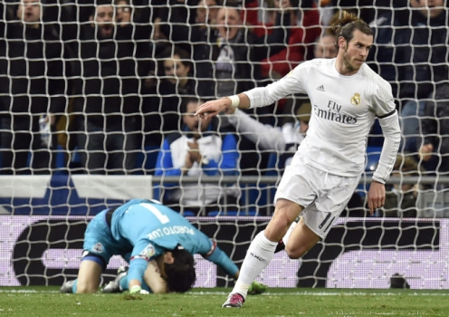 Real Madrid x Deportivo (foto:GERARD JULIEN / AFP)