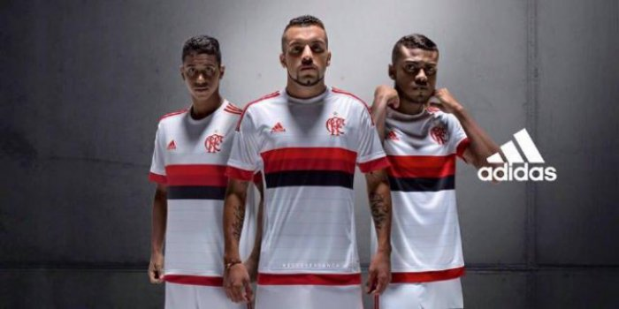 Uniforme 2 do Flamengo de 2015